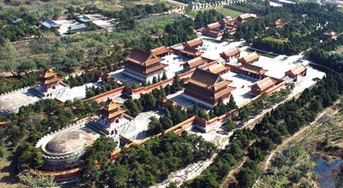 the Eastern Qing Mausoleums